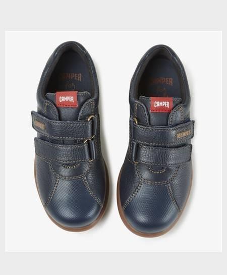 Zapatos Pelotas CAMPER Azul Marino Niño 0 en Kolekole