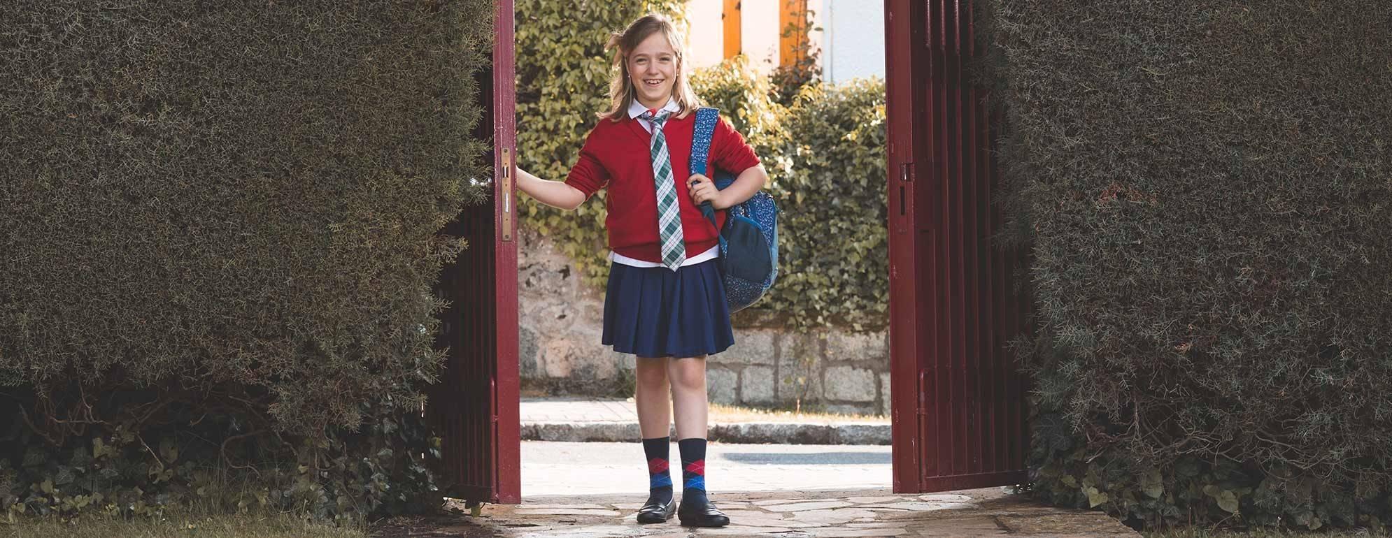 Calzado escolar infantil KoleKole